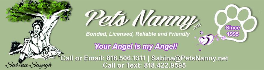 Pet's Nanny Pet Sitting